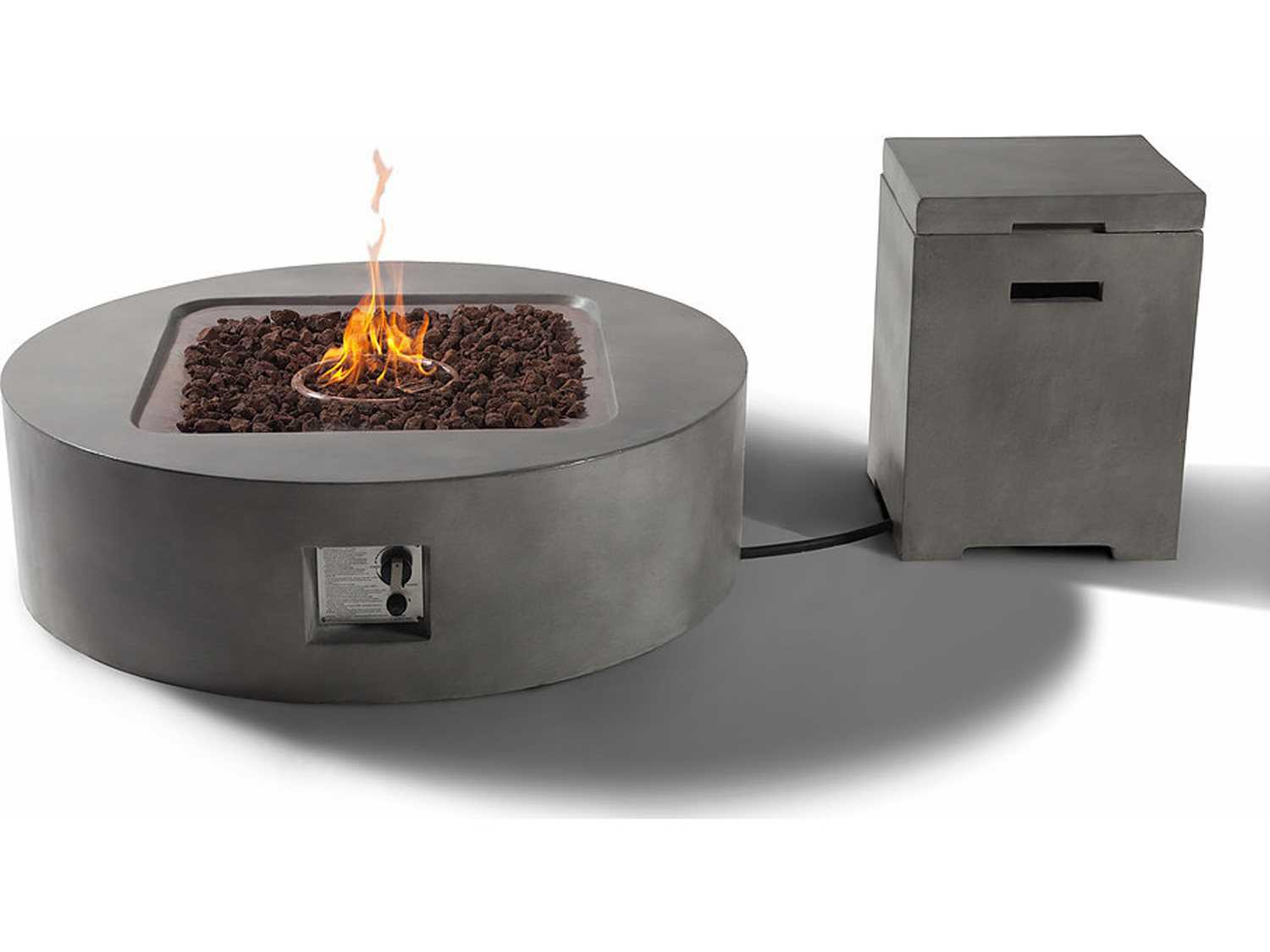 Pit Fire Table Coffee