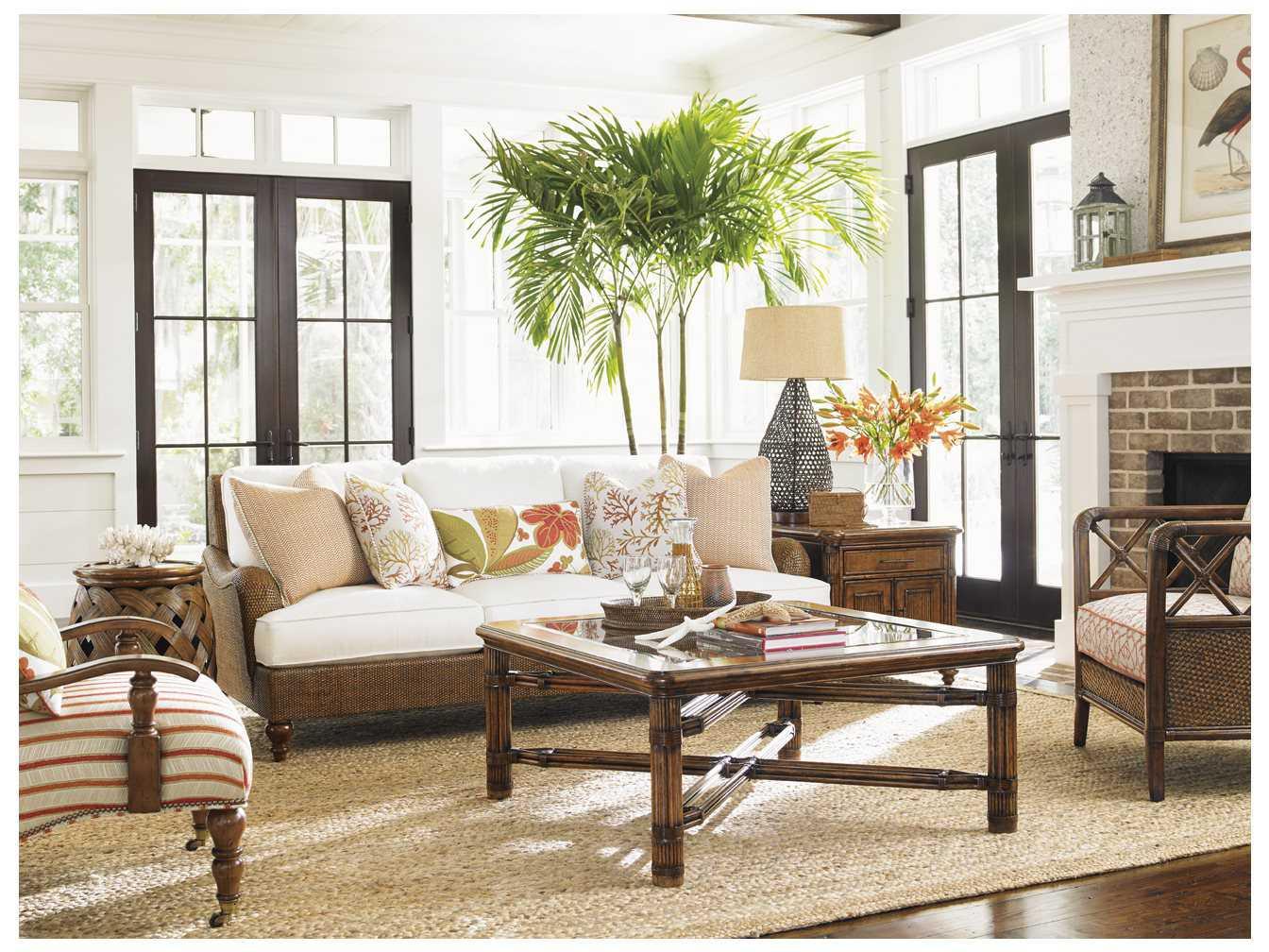 Tommy Bahama Bali Hai Living Room Set TO177433947SET