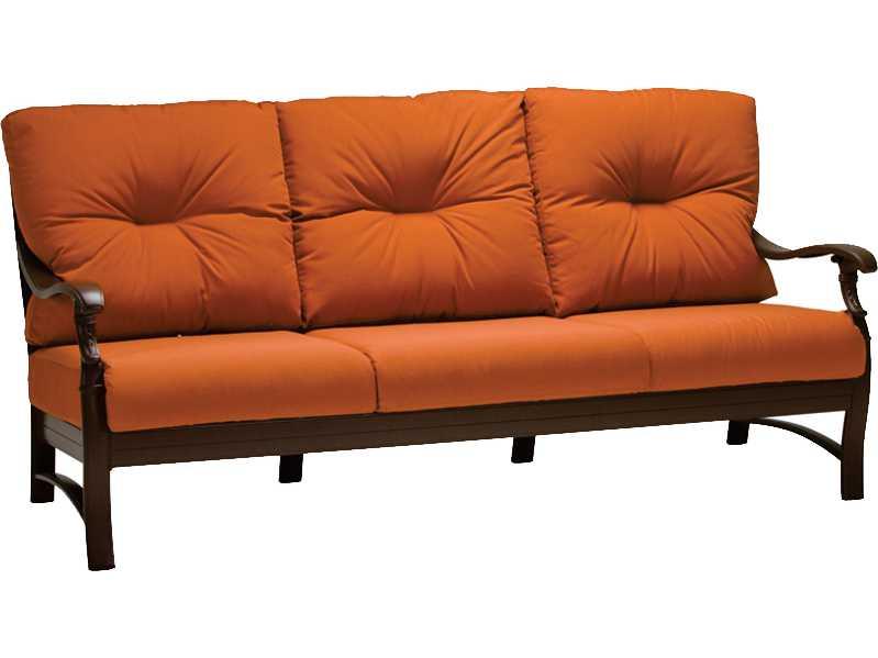Tropitone Ravello Replacement Cushion Center Seat Sofa