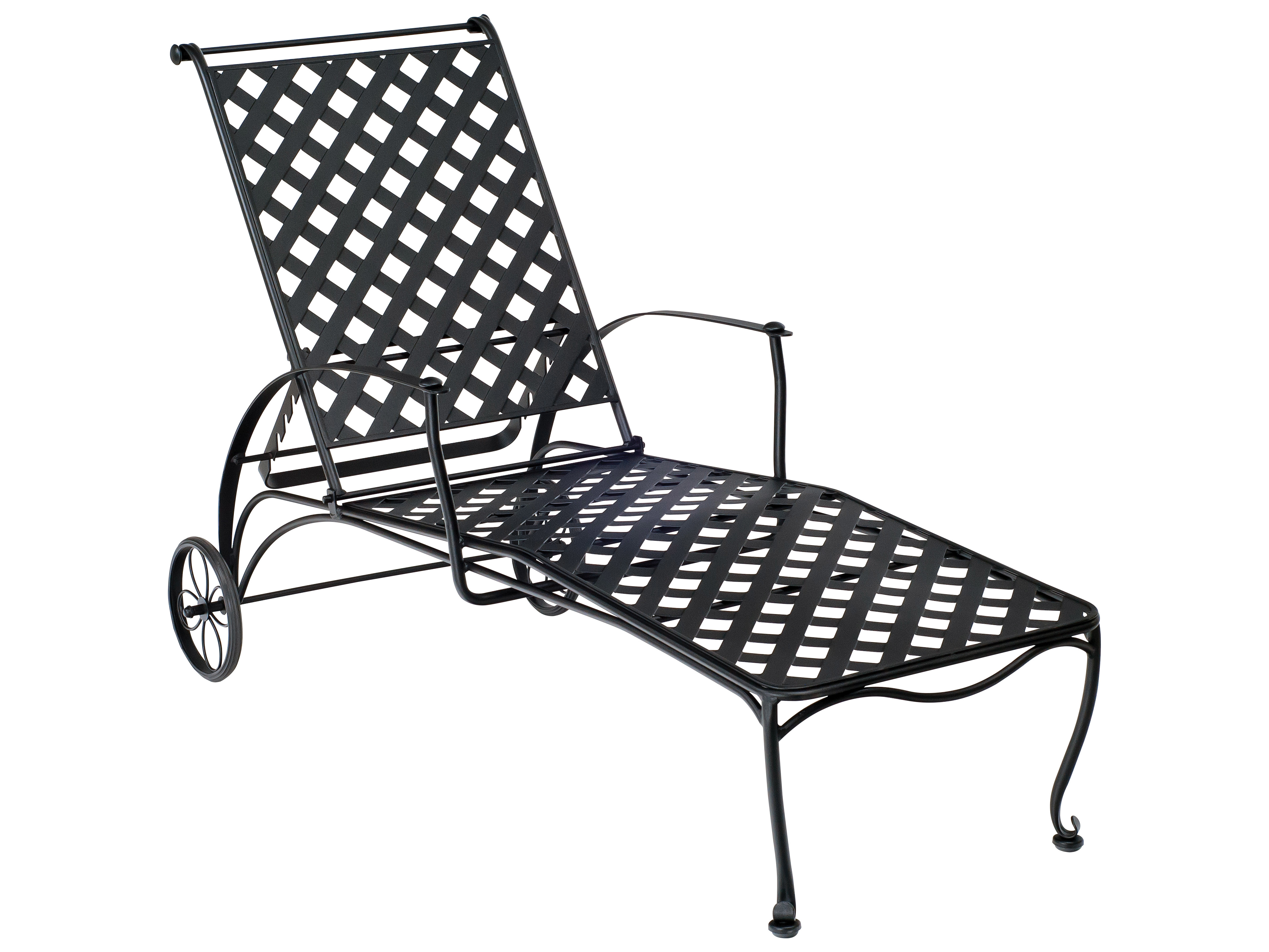 Woodard Maddox Adjustable Chaise Lounge Replacement