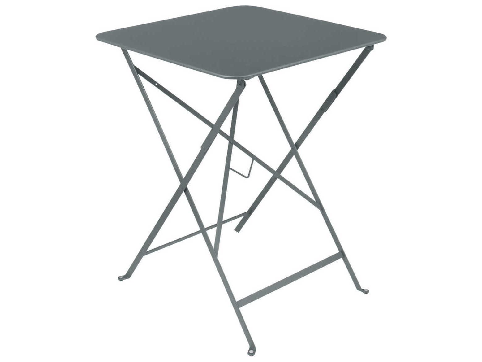 Fermob Bistro 28 Wide Steel Square Table