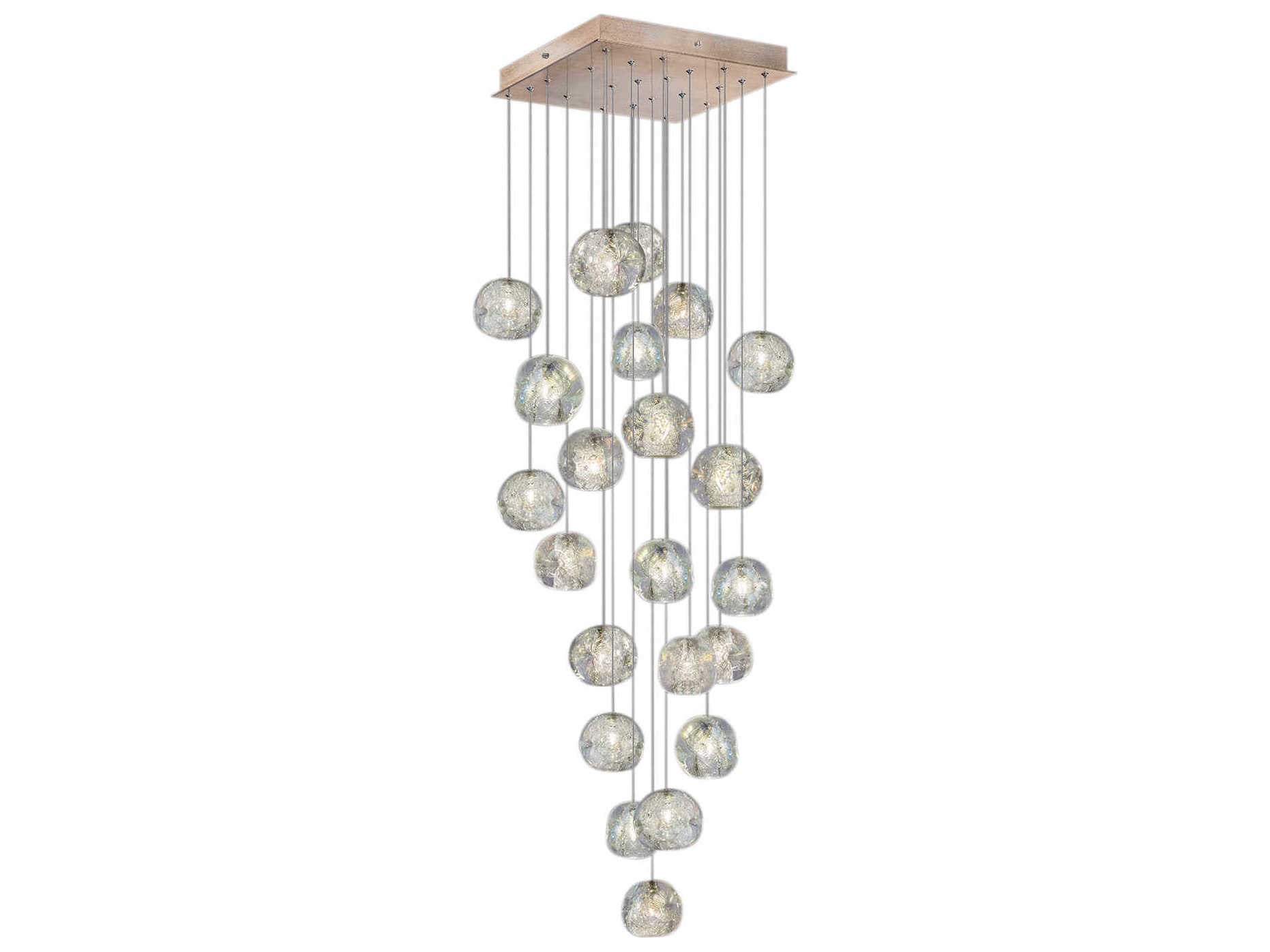 Fine Art Lamps Natural Inspirations Led Gold 24 Wide