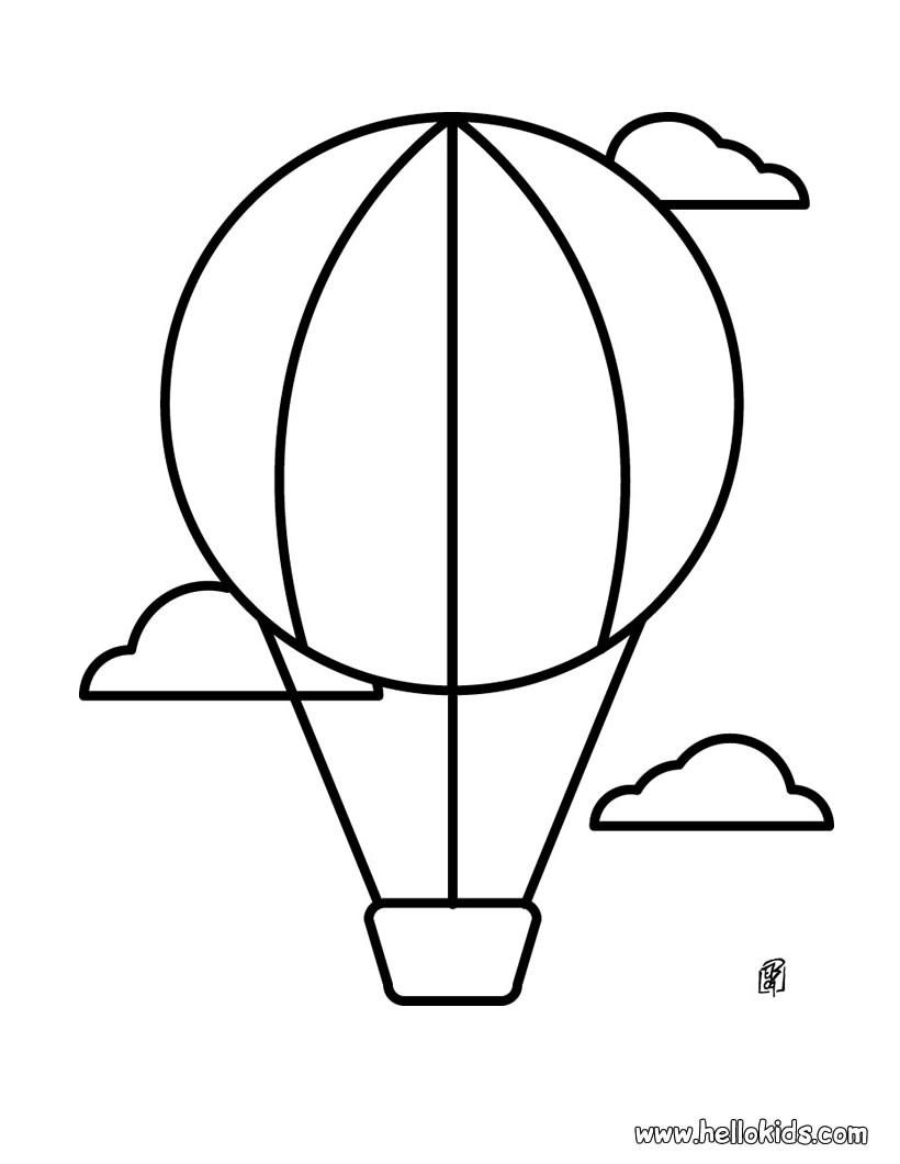 hot air balloon coloring page source 5p7 jpg