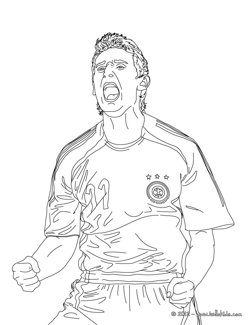Soccer Coloring Pages Ronaldo Soccer Players Coloring Pages Robin