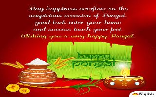 Happy Pongal 2021: Wishes, Quotes, Wishes, Pictures, Wallpapers, Whatsapp.