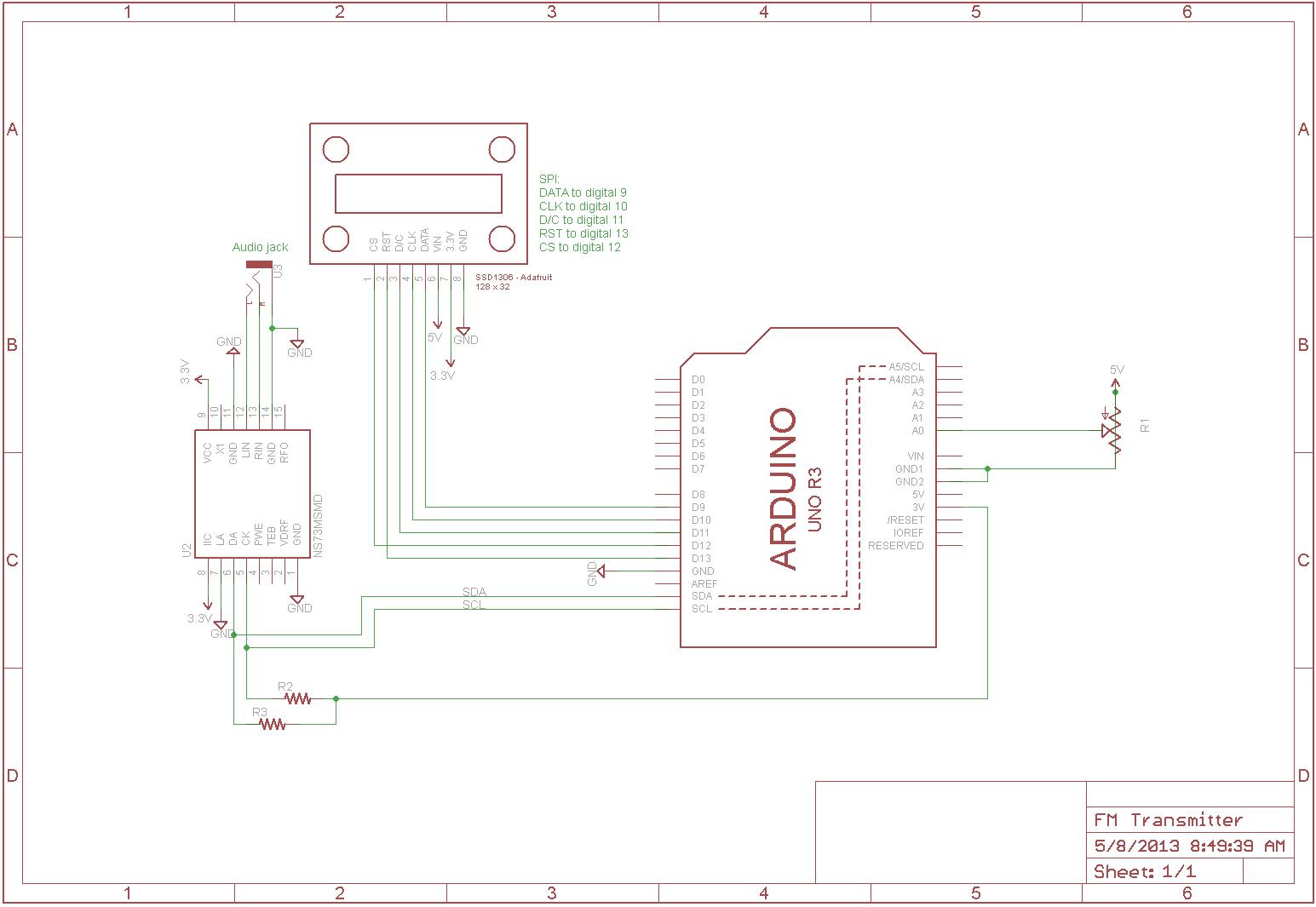 Fm Transmitter With Arduino I Am Gew