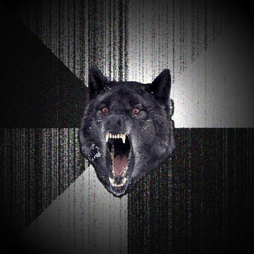 Insanity Wolf Memes Imgflip