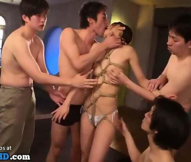 Japanese Bondage Rough Sex With Hot Milf Scene 1