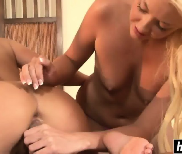 Two Girls Need Only One Dick Scene