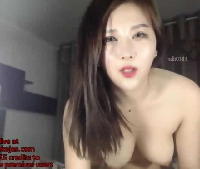 Korean Milf Creamy Pussy Show Scene 9