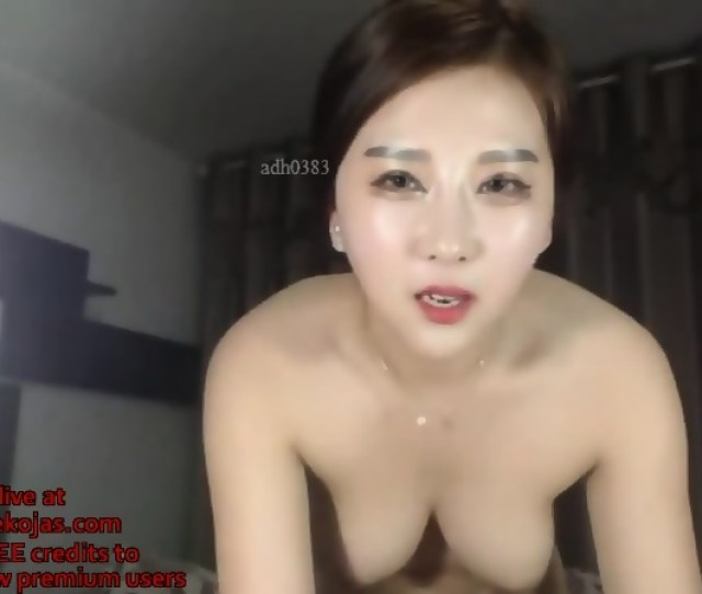 Korean Milf Creamy Pussy Show Scene 12