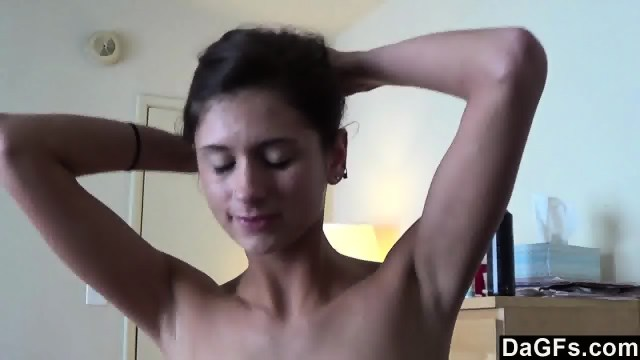 This Petite Babe Will Make You Cum Faster Than Ever Scene 2