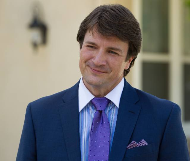 Who Does Nathan Fillion Play On Santa Clarita Diet His Character Is A Mystery
