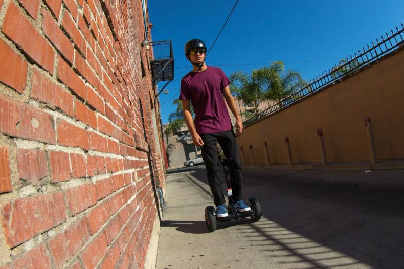 Home robots for sale: Segway miniPRO