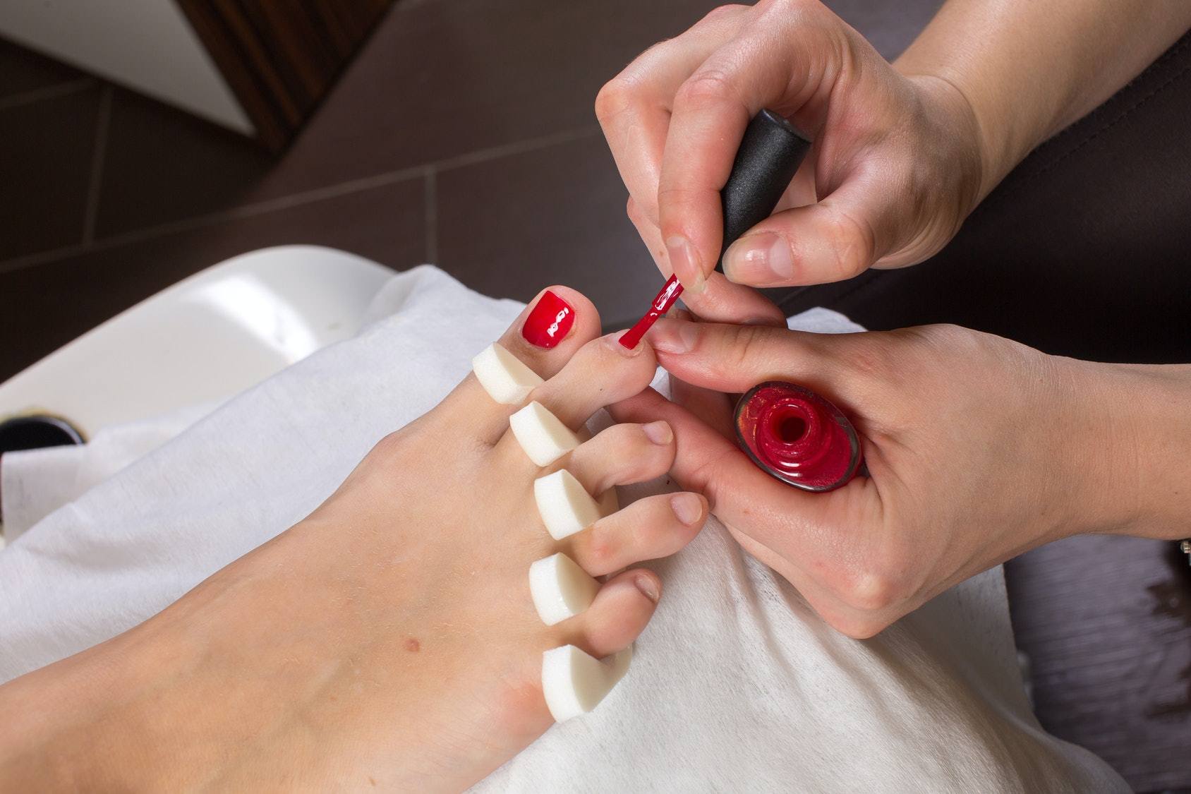 Many Salons Offer Manicure And Pedicure Packages At A Steep From The Individual Services Added Together Of Course They Re More Expensive Than An