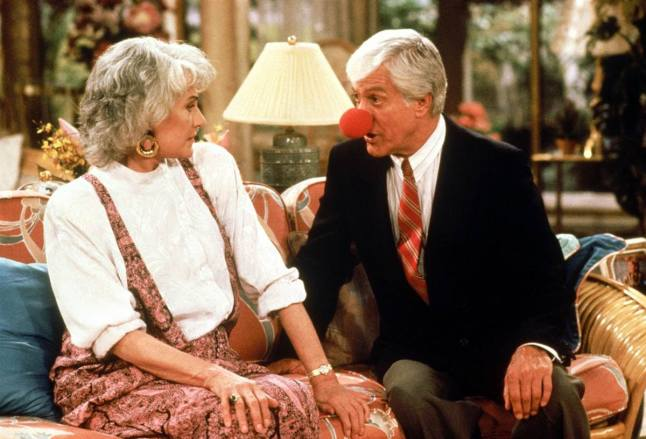 18 People You Forgot Were On 'The Golden Girls,' Proving