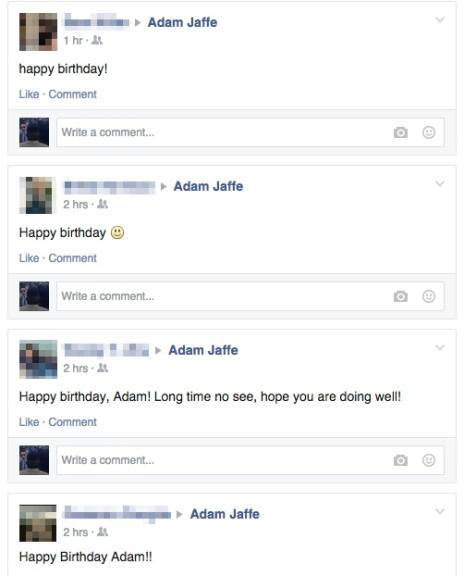 Do I Really Have To Reply To Every Happy Birthday Wish On Facebook
