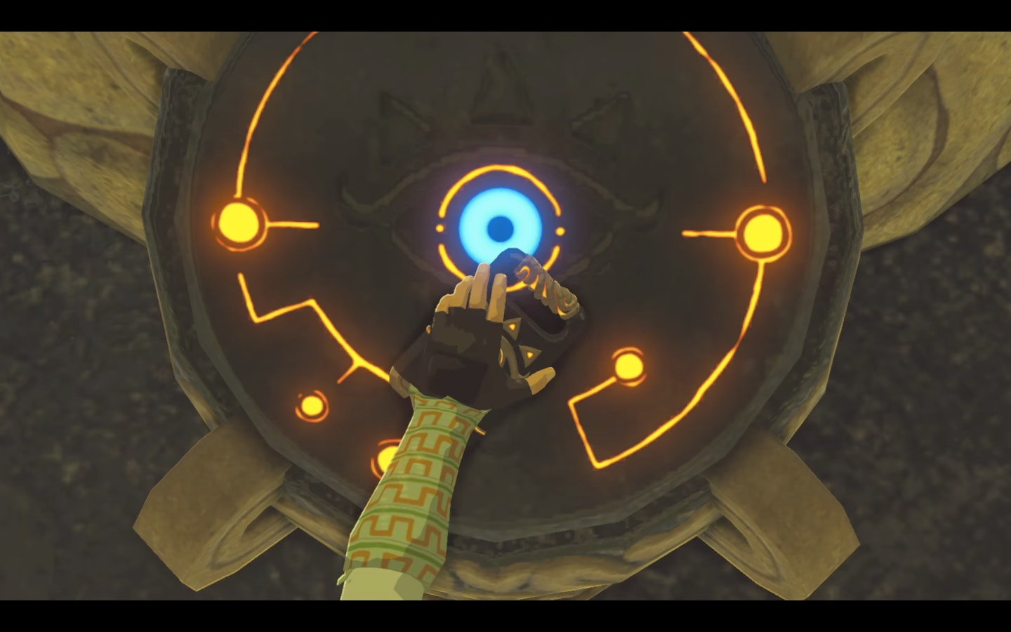 Zelda Breath Of The Wild Cursed Statue Guide How To Beat