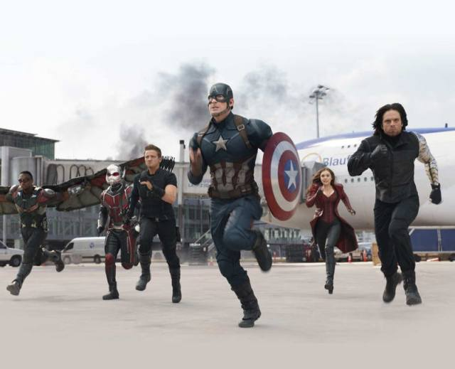 Image result for captain america scenes