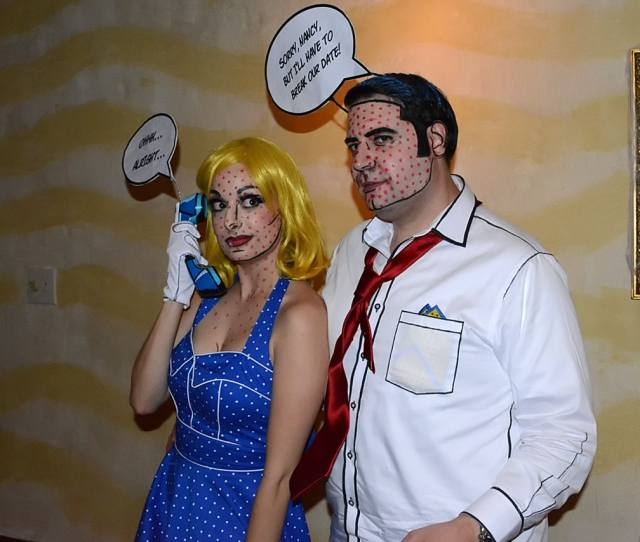 20 Pun Halloween Costumes For Couples That Are Sure To Make You The Life Of The Party