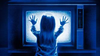 Image result for poltergeist tv scene
