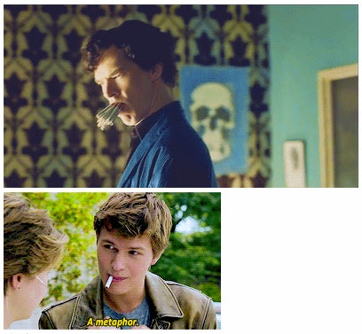 17 The Fault In Our Stars Memes That Would Make Even Die