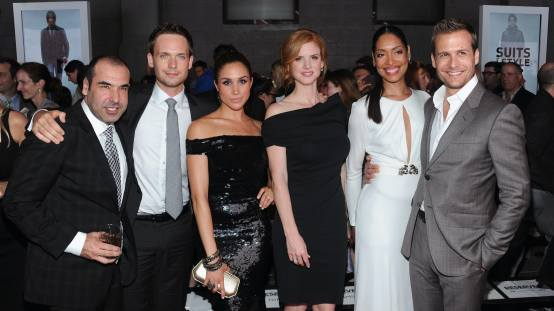Suits original cast