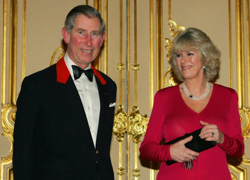 Prince Charles & Camilla Shand's Relationship Had A ...