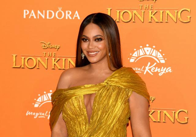 Beyonce is nominated for a 2020 Golden Globe.