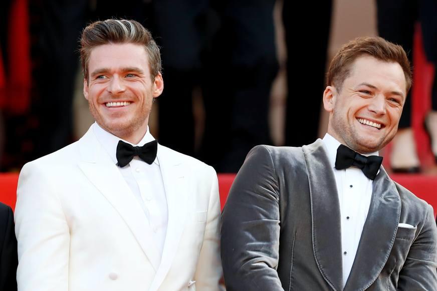 Richard Madden & Taron Egerton's Friendship Proves The ...