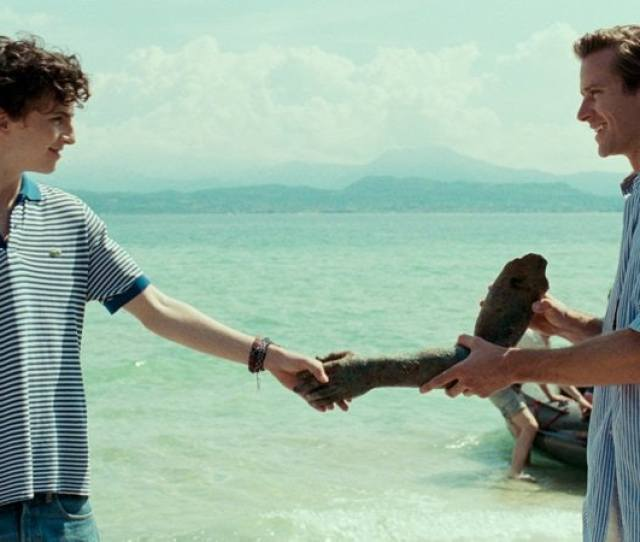 How Call Me By Your Name Dispels The Beard Stereotype By Portraying Sexuality As Fluid