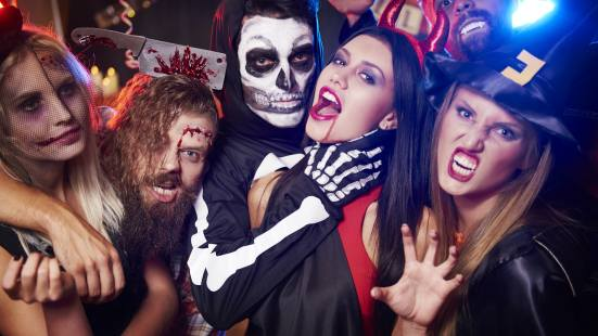 Image result for Halloween Parties