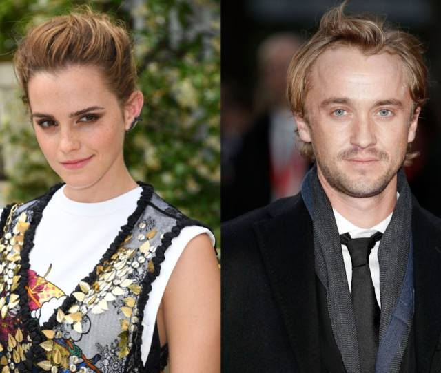 Emma Watson Supported Tom Felton With A Sweet Insta Post That Will Make You Ship Hermione Draco Video