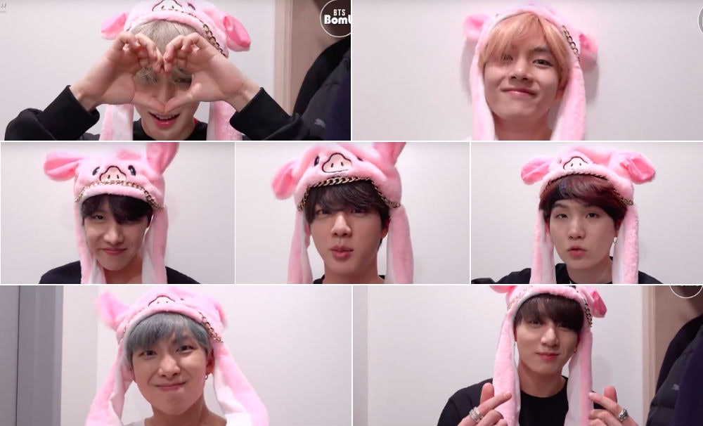 BTS 2019 Happy New Year Video Message To Fans Is A Love