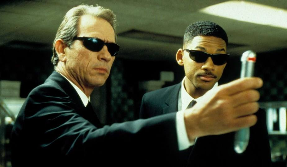 Image result for men in black