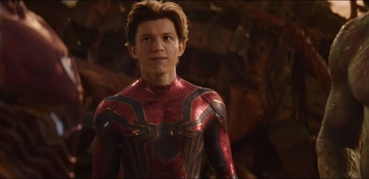 Resultado de imagem para spider man infinity war