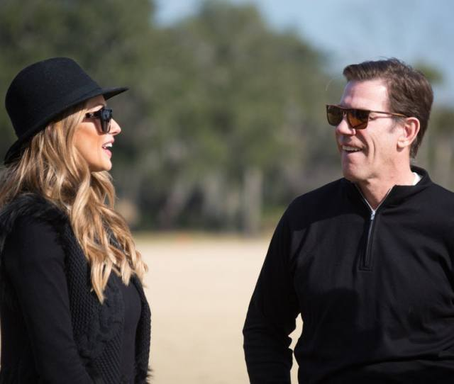 Thomas Ravenel Wasnt At The Southern Charm Reunion But It Didnt Stop The Cast From Talking About Him