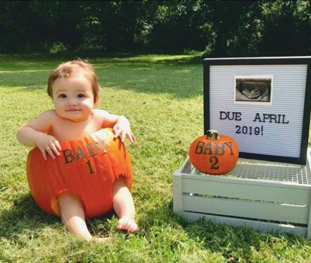 Halloween Themed Pregnancy Announcement Ideas To Tell The World About Your Little Pumpkin