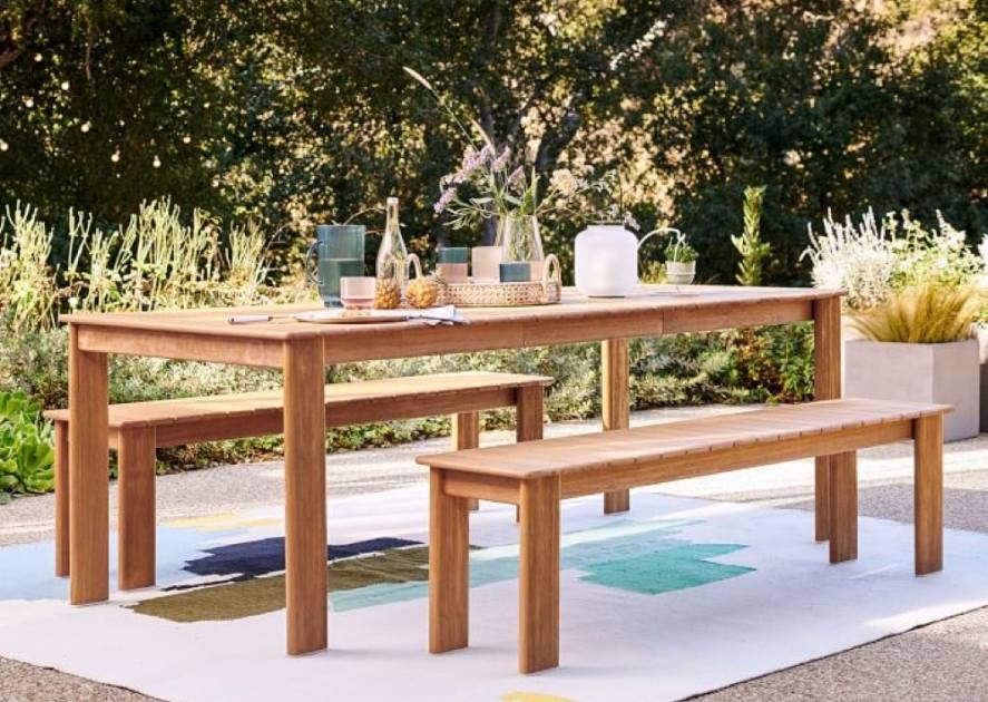 west elm just introduced the 2019 way to do outdoor furniture it s already on sale