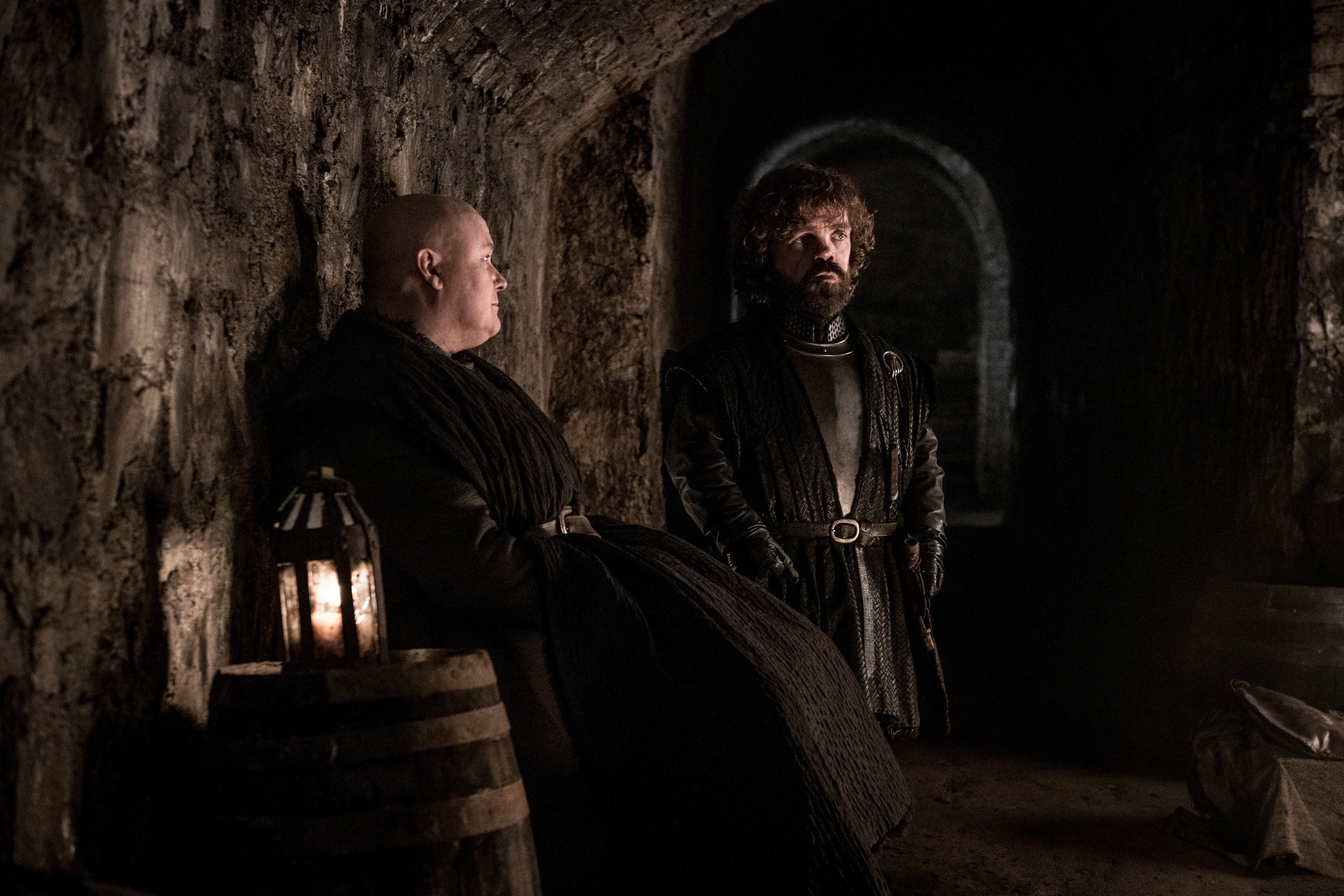 Image result for tyrion and varys