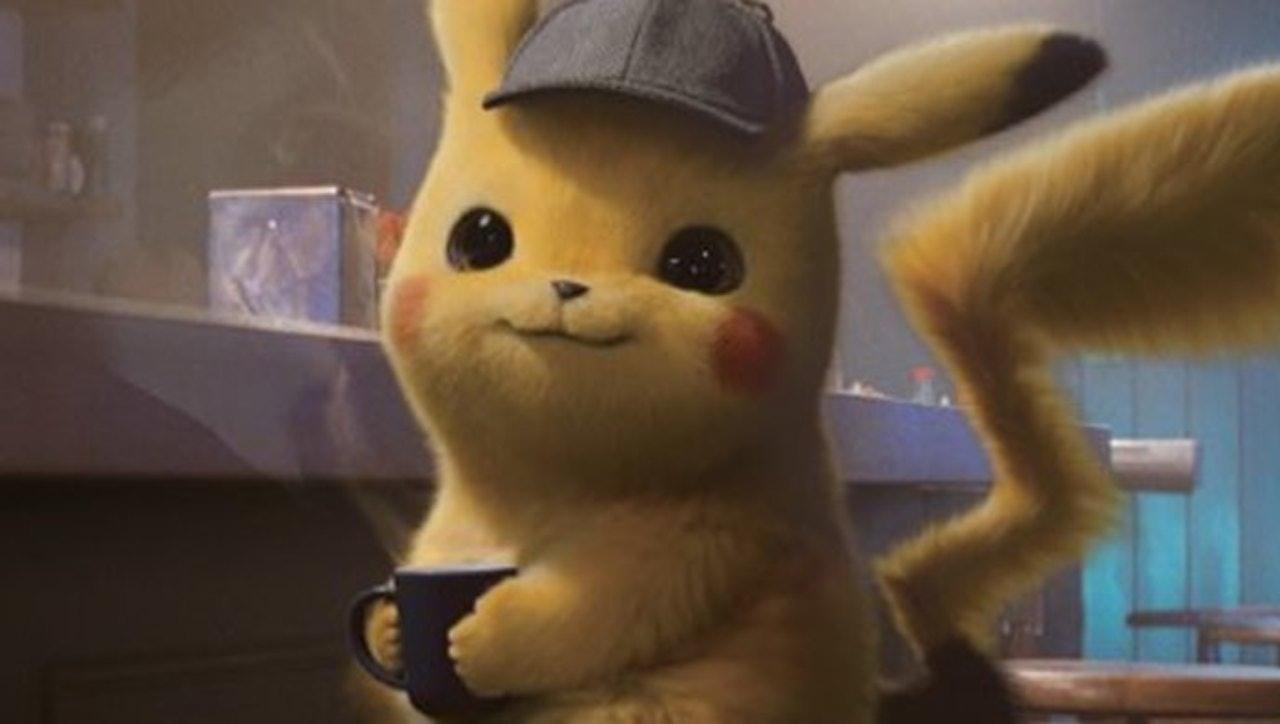 Image Result For Detective Pikachu End Credit Scene