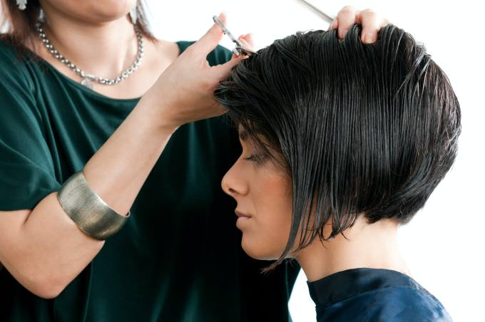 6 hair hacks for growing out short hair when it seems impossible
