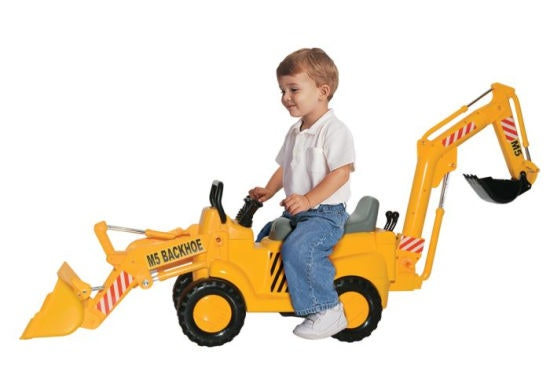 15 Best Toy Diggers For Kids Obsessed With Construction Sites
