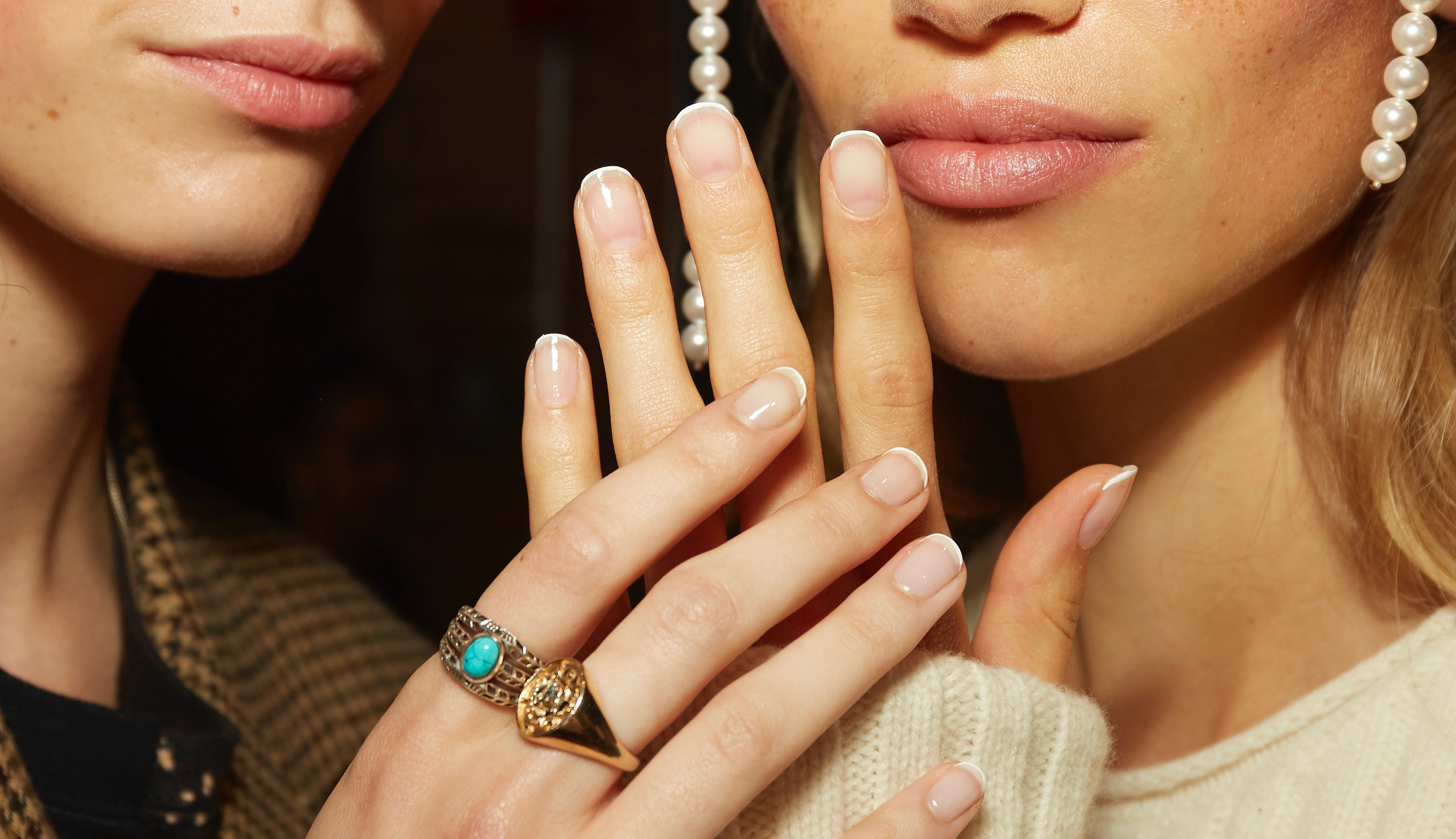 Are French Manicures Out Of Style In 2019 Not According To Nyfw