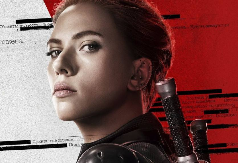 the black widow character posters