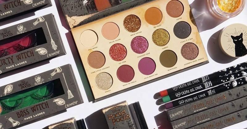 Colourpop S Hocus Pocus Collection Is