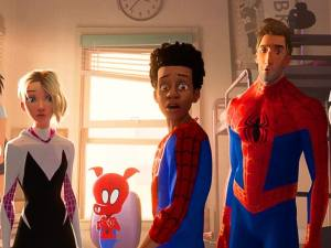 The director of Into the Spider-Verse has a surprising idea about spinoff