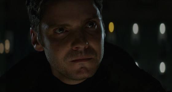 Daniel Brühl as Baron Zemo in Captain America: The 2016 Civil War