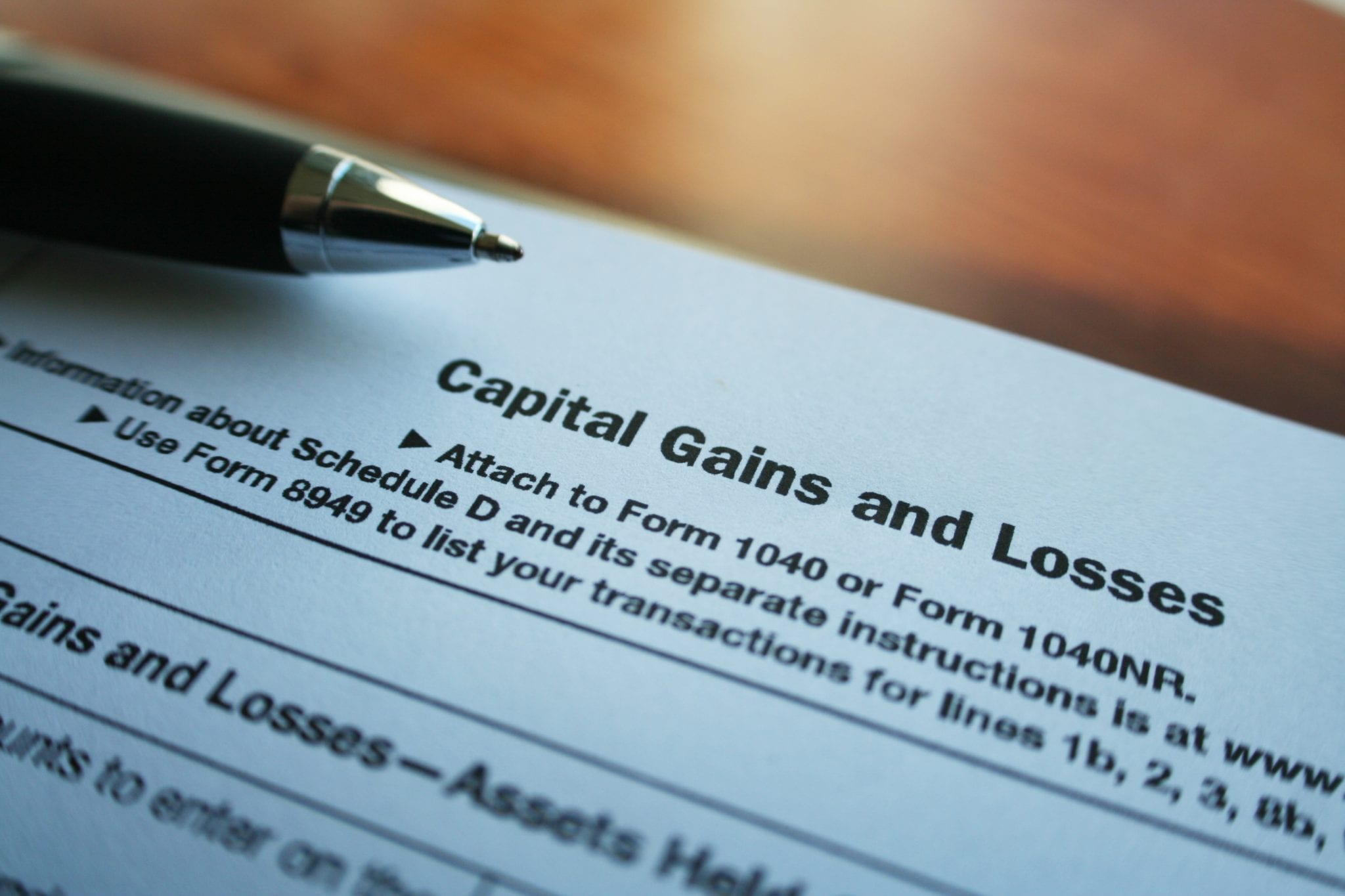 How Capital Gains On Real Estate Investment Property Works