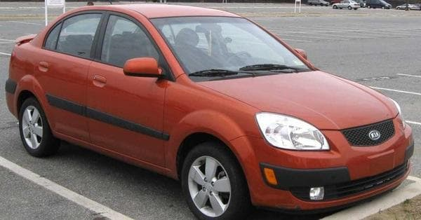 All Kia Rio Cars List Of Popular Kia Rios With Pictures